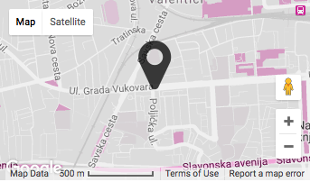 Pronađite nas na karti